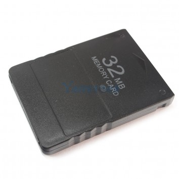 PS-2 Memory Card (32MB Memory Card)